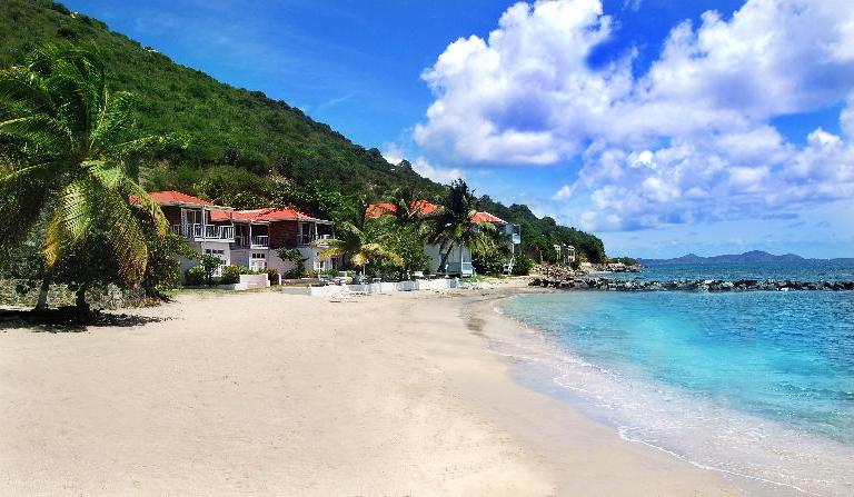 Fort Recovery Beachfront Villas & Hotel, Tortola