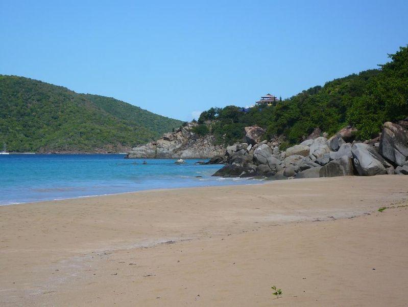 Lambert Beach, Tortola, BVI