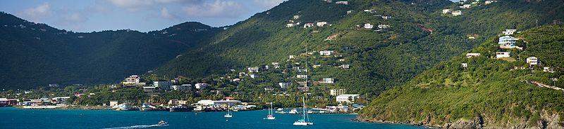 Road Harbour Tortola, BVI