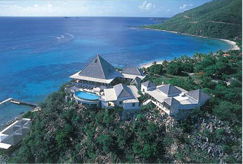 Katitche Point Villa on Virgin Gorda, BVI