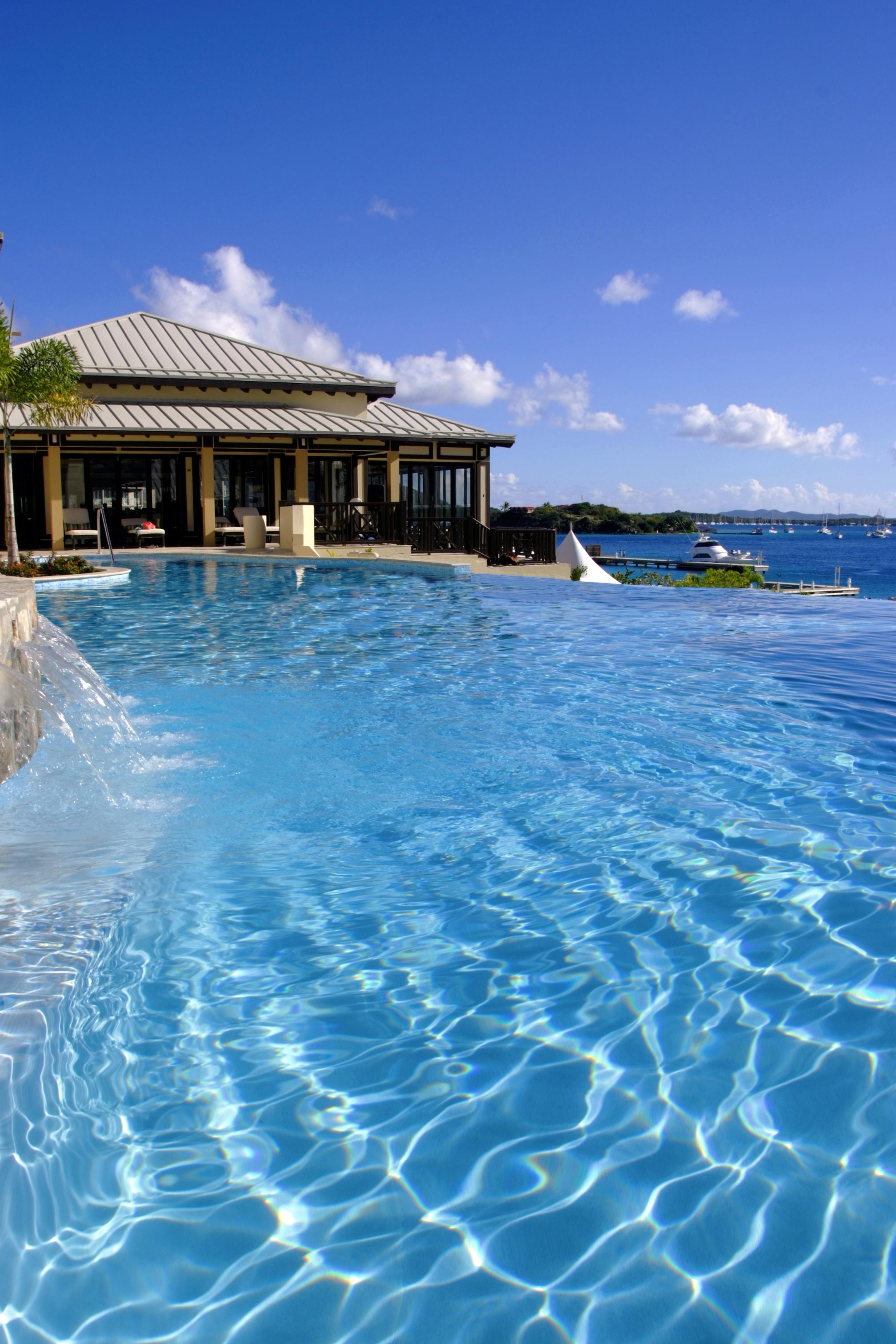 Scrub Island-Resort Pool
